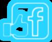 facebook-icon-neon
